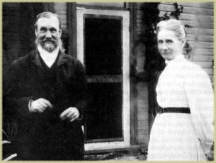 Percy and Alice Criddle.